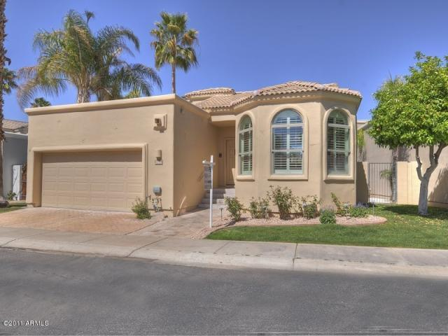 front - Scottsdale Furnished home on Golf Course & Lake - Scottsdale - rentals