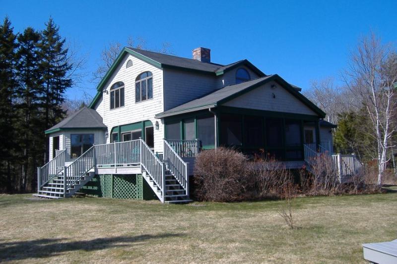 Big House - Image 1 - Bar Harbor - rentals