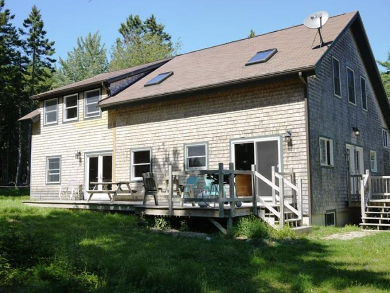 Carroll Farm Cottage - Image 1 - Southwest Harbor - rentals