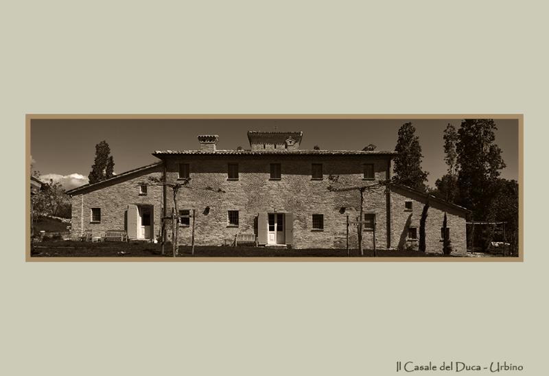 Il Casale del Duca - Image 1 - Urbino - rentals