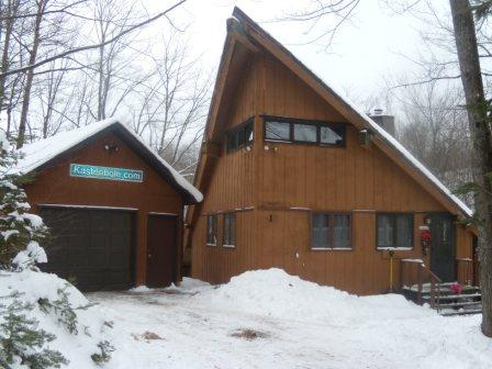 LOWER KASTENBOLE Chalet at Whitecap Ski and Golf - LOWER KASTENBOLE Chalet, Whitecap Mountain Resort - Hurley - rentals
