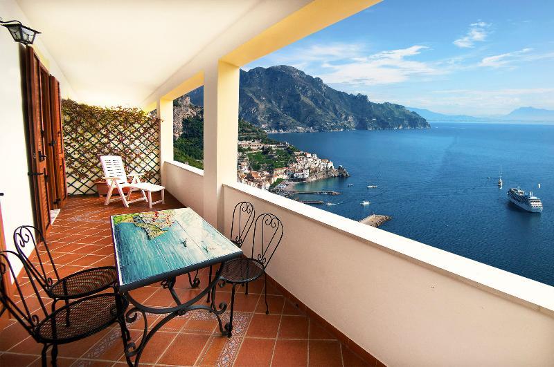 "terrace - Villa "" Casa Nancy Amalfi "" AMALFI - Amalfi - rentals"