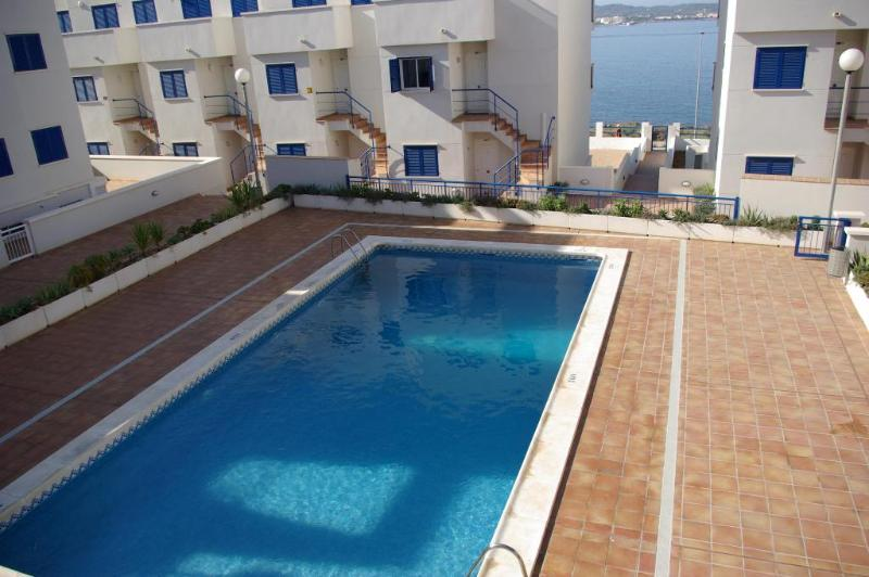 Pool - Ibiza Luxury Front Ocean Walk to Beach & center, - Ibiza - rentals
