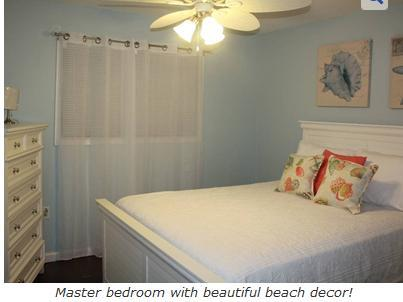 Master Bedroom - Hilton Head Condo - Walking Distance to the Beach - Hilton Head - rentals
