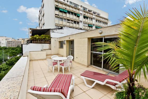 IPANEMA - 1 Bedrooms Penthouse - Image 1 - Rio de Janeiro - rentals