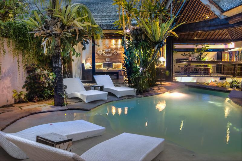 Villa Sampan amazing hideaway, spot on location - Image 1 - Seminyak - rentals