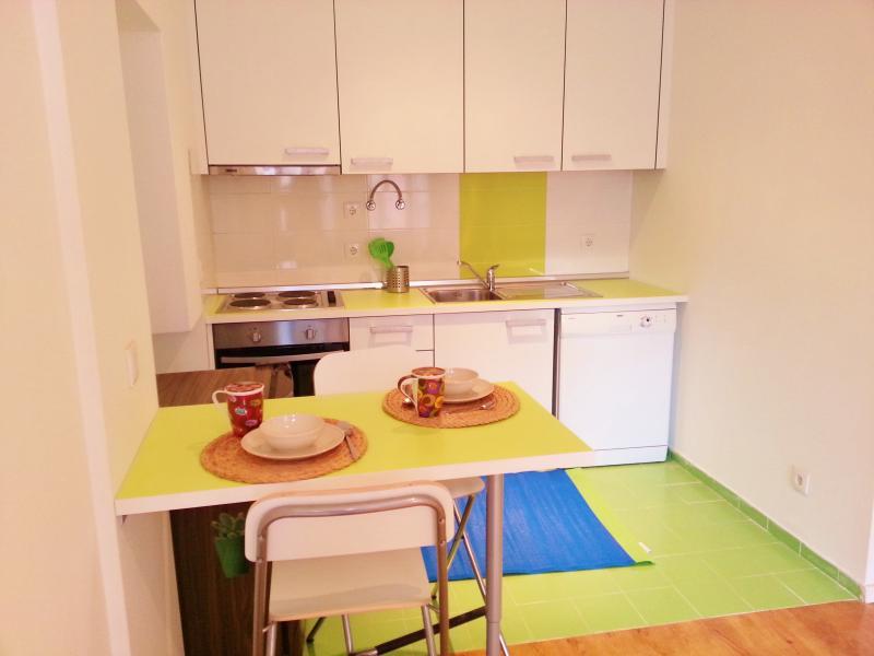 Eco GREEN Studio Apartment - Image 1 - Lisbon - rentals