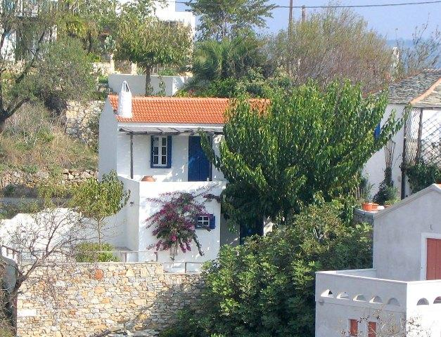 Traditional Greek village house - Image 1 - Alonissos - rentals