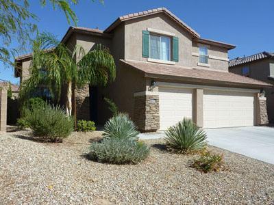 front - Waddell, AZ comfortable living - Waddell - rentals