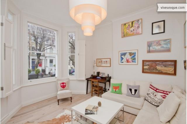 Artistic 1 bedroom apartment, great Notting Hill location - Image 1 - London - rentals