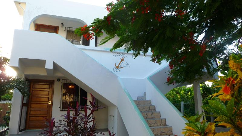 The Anchor Apartments - Breezy Private Apartment on Ambergris Caye, BELIZE - San Pedro - rentals