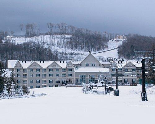 Ski In/Ski Out at Jiminy Peak - Berkshires Vacation Rental - Bentley Brook Resort Suite - Hancock - rentals