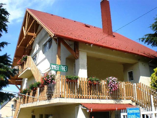 Vacation home in Alsóörs - Lake Balaton - Alex's home#2 Alsóörs - Lake Balaton - Alsóörs - rentals