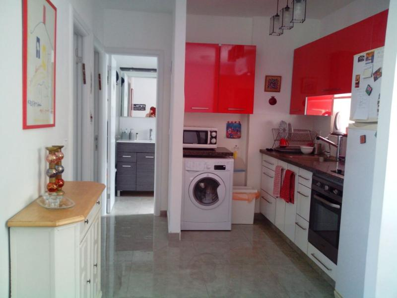 Kitchen and Washer/Dryer - 15 Gideon -Your Best Bet by The German Colony - Jerusalem - rentals