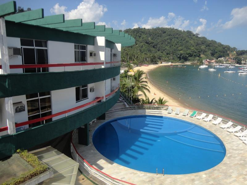 Cozy beach Flat  Angra Reis,RJ sleep 4 from $45 P/PERSON - Image 1 - Angra Dos Reis - rentals