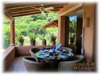 Puesta del Sol. Terrace. View!  Outdoor dining. - Image 1 - Zihuatanejo - rentals