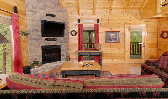 A Bear Creek Crib - Image 1 - Gatlinburg - rentals