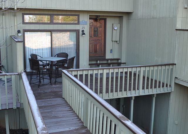 CCV #26 Font view - Condo located by Fist T, Golf Corse Condo, Country Club Condo - Groveland - rentals