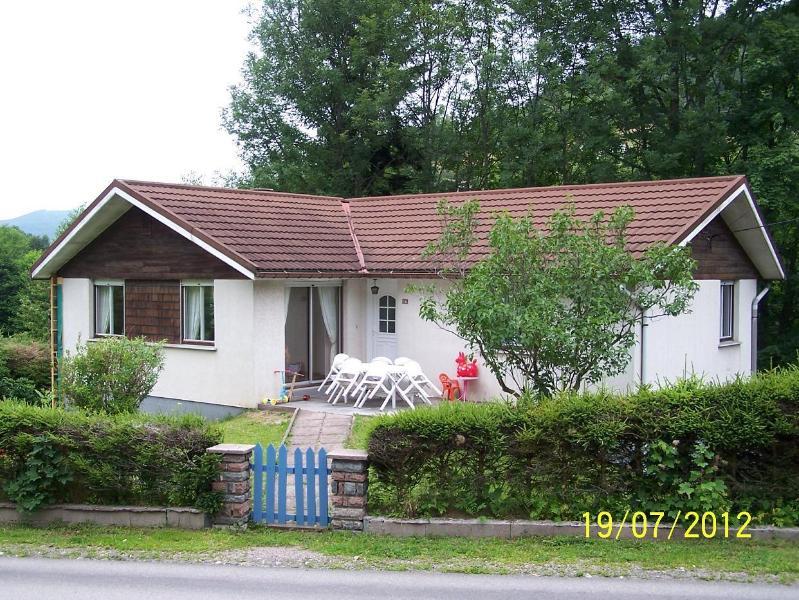 vue d'ensemble - House for 5 in the high Vosges (FRANCE) - Ventron - rentals