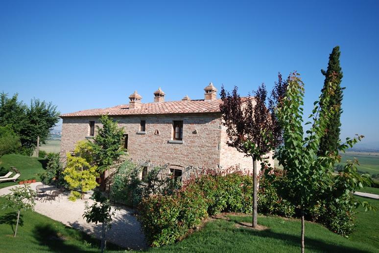 Villa Il Pino, lato sud - Stunning 5 Bedroom Villa in Cortona - Cortona - rentals