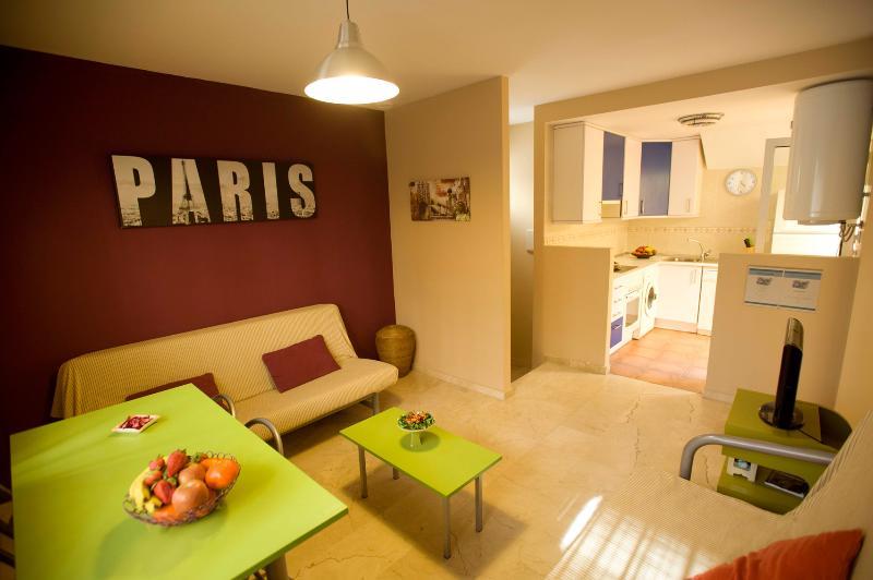 Apartamento comodo para 6 personas - Apartamento Rio zona centro y playa los Lances. - Tarifa - rentals