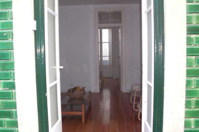 Front door - Apartamento no centro histórico de Cascais - Cascais - rentals