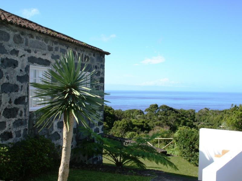 Ocean view - Casa da Faia - holiday home over viewing the ocean - Horta - rentals