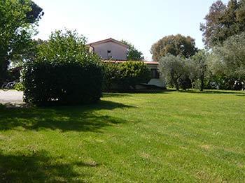 garden - Delicious dépendance in Circeo National Park - San Felice Circeo - rentals