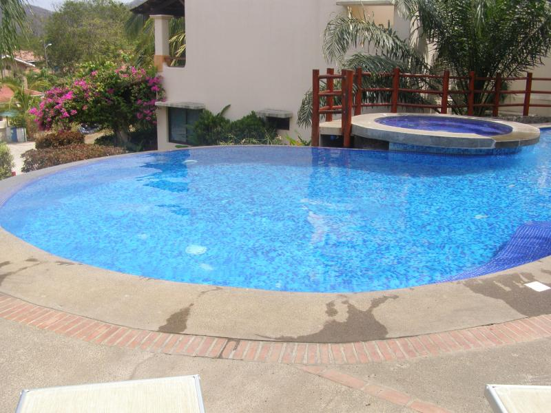 1 of 5 POOLS - Beach     Area     Condo   Coco  Sunset Hills   15 - Playas del Coco - rentals