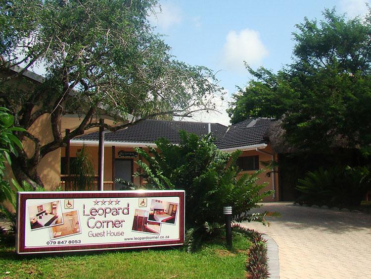 Leopard Corner Guest House - Leopard Corner Guest House - KwaZulu-Natal - rentals