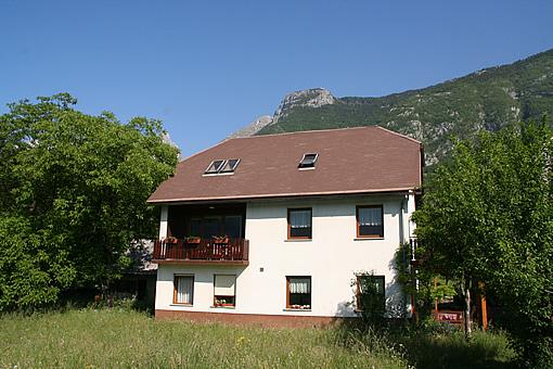 Apartment exterior - Casa Alpina - Bovec - rentals