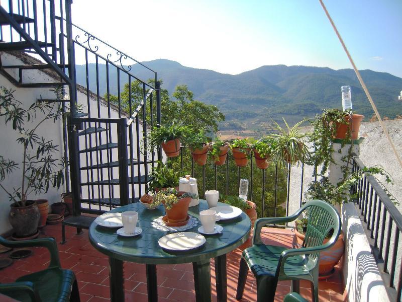 TERRAZA DE LA SUITE - La Casa de la Abuela Clotilde - Hire Whole House o - Province of Jaen - rentals