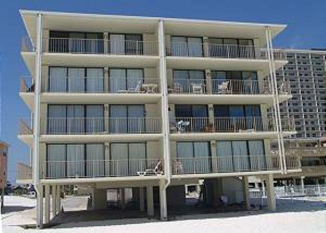 Gulf Village - All Bedrooms Access Balcony~Bender Vacation Rentals - Gulf Shores - rentals