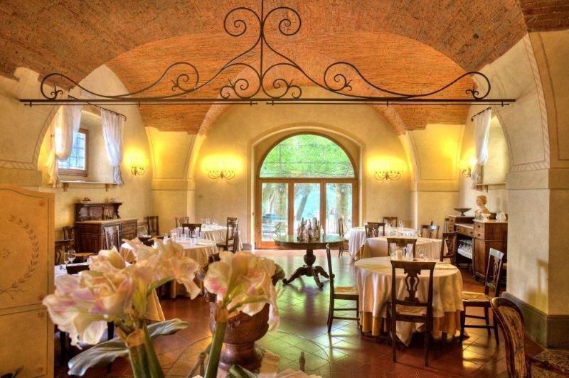 Restaurant - Villa Barberino - San Bartolomeo al Mare - rentals