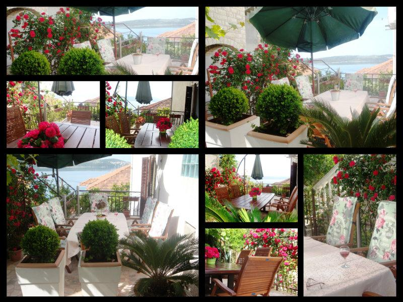 Villa Roza-Luxury apartment -relaxing atmospfere - Image 1 - Trogir - rentals