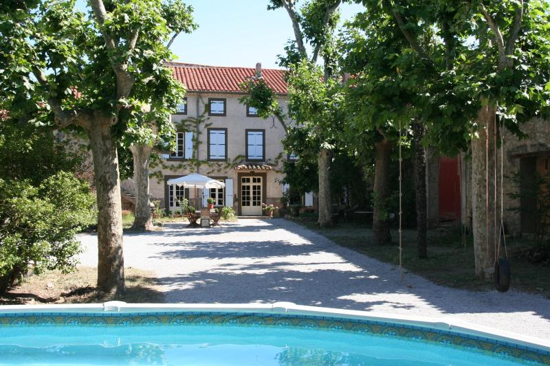 Charming bed and breakfast,  Domaine des Agnelles - Image 1 - Languedoc-Roussillon - rentals