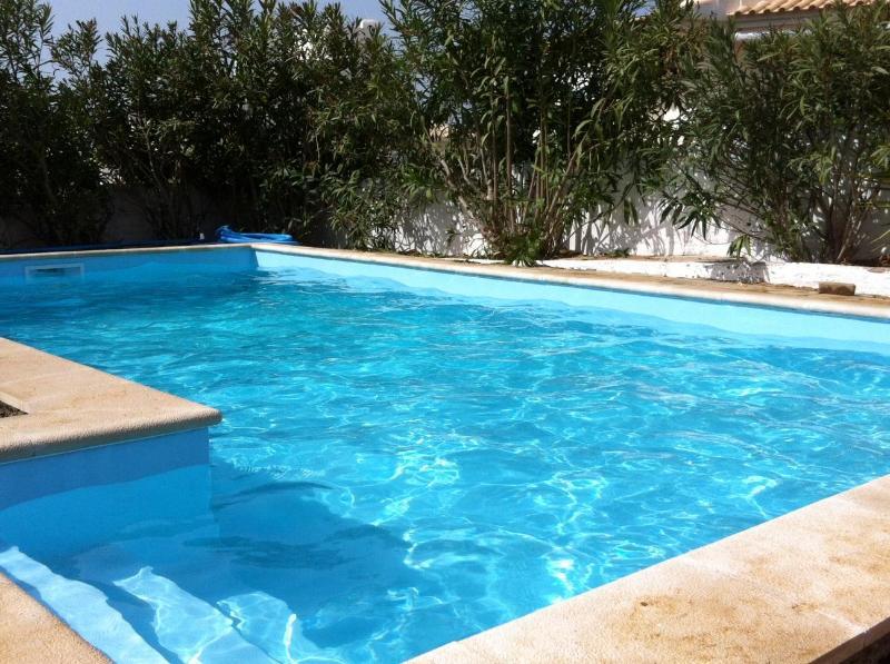 Swimming Pool - Villa for 10 people 300 m Galé Beach Albufeira - Albufeira - rentals