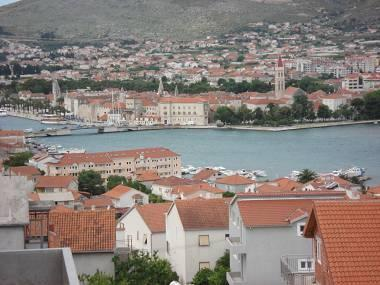 A1(5+1): terrace view - 7975  A1(5+1) - Trogir - Trogir - rentals