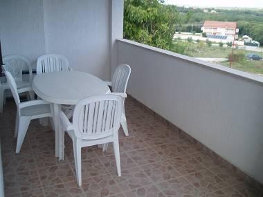 A1(2+2): terrace - 7979  A1(2+2) - Banjole - Medulin - rentals