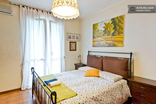 Bedroom - Camera Doppia  very confortable - Rome - rentals