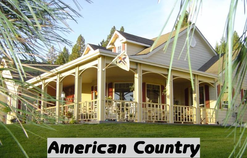 American Country B&B In Coeur dAlene, Idaho - American Country B&B - Post Falls - rentals