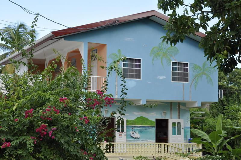 Fish Tobago - Fish Tobago Guesthouse - Nylon Pool apartment - Buccoo - rentals