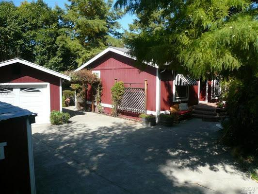 Front View - Farmhouse in Healdsburg - Walkable to Downtown - Healdsburg - rentals