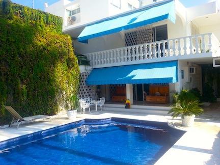 Amazing House Pool, Garden, Walk Everywhere! - Image 1 - Acapulco - rentals