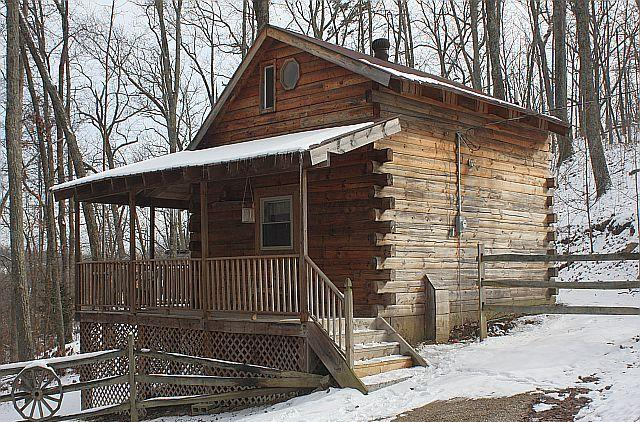 Chestnut Ridge Cabin - Image 1 - Stanton - rentals