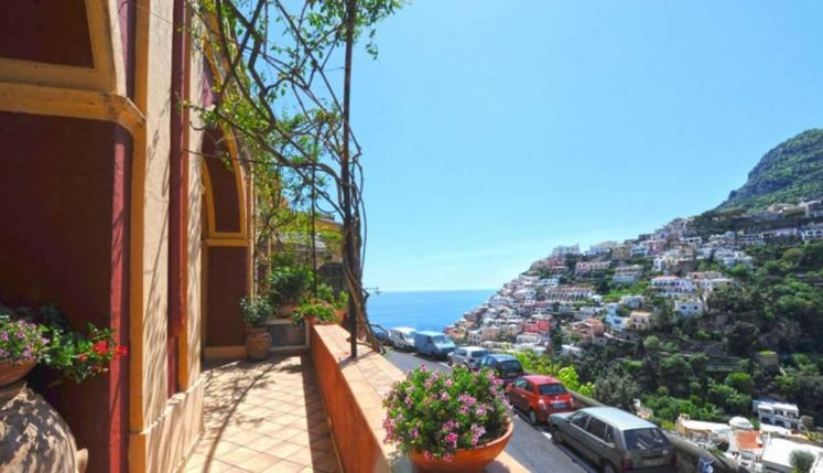 Rocaille luxury house  Positano centrally located - Image 1 - Positano - rentals