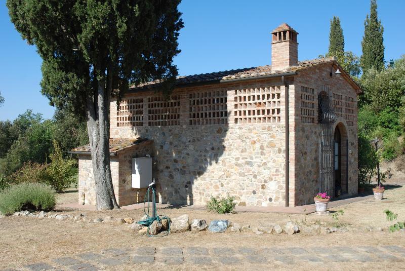 La Capanna - LA CAPANNA near San Gimignano and Volterra - Gambassi Terme - rentals