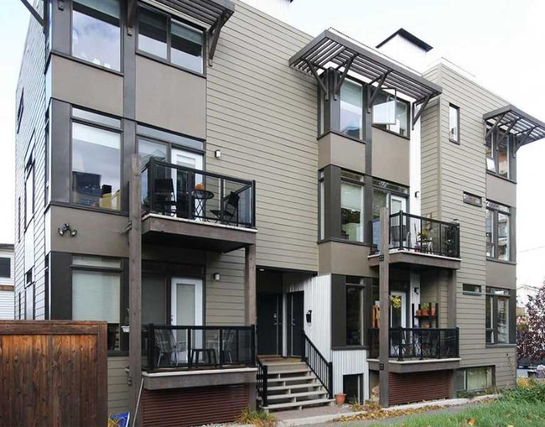 Exterior of Holland Avenue - Holland Avenue - 92F - Ottawa - rentals