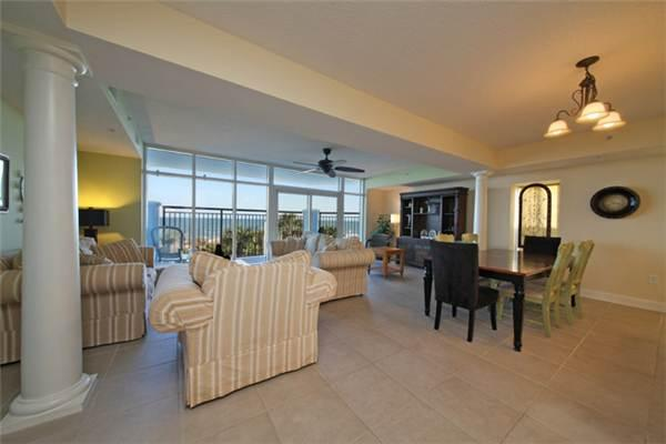 Oceanfront 5 Bedroom Condo - Ocean Blue Resort - Image 1 - Myrtle Beach - rentals