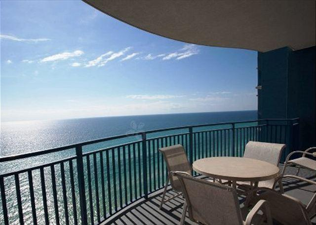 Huge Balcony at Beachfront for 8, Open Week of 4/4 - Image 1 - Panama City Beach - rentals
